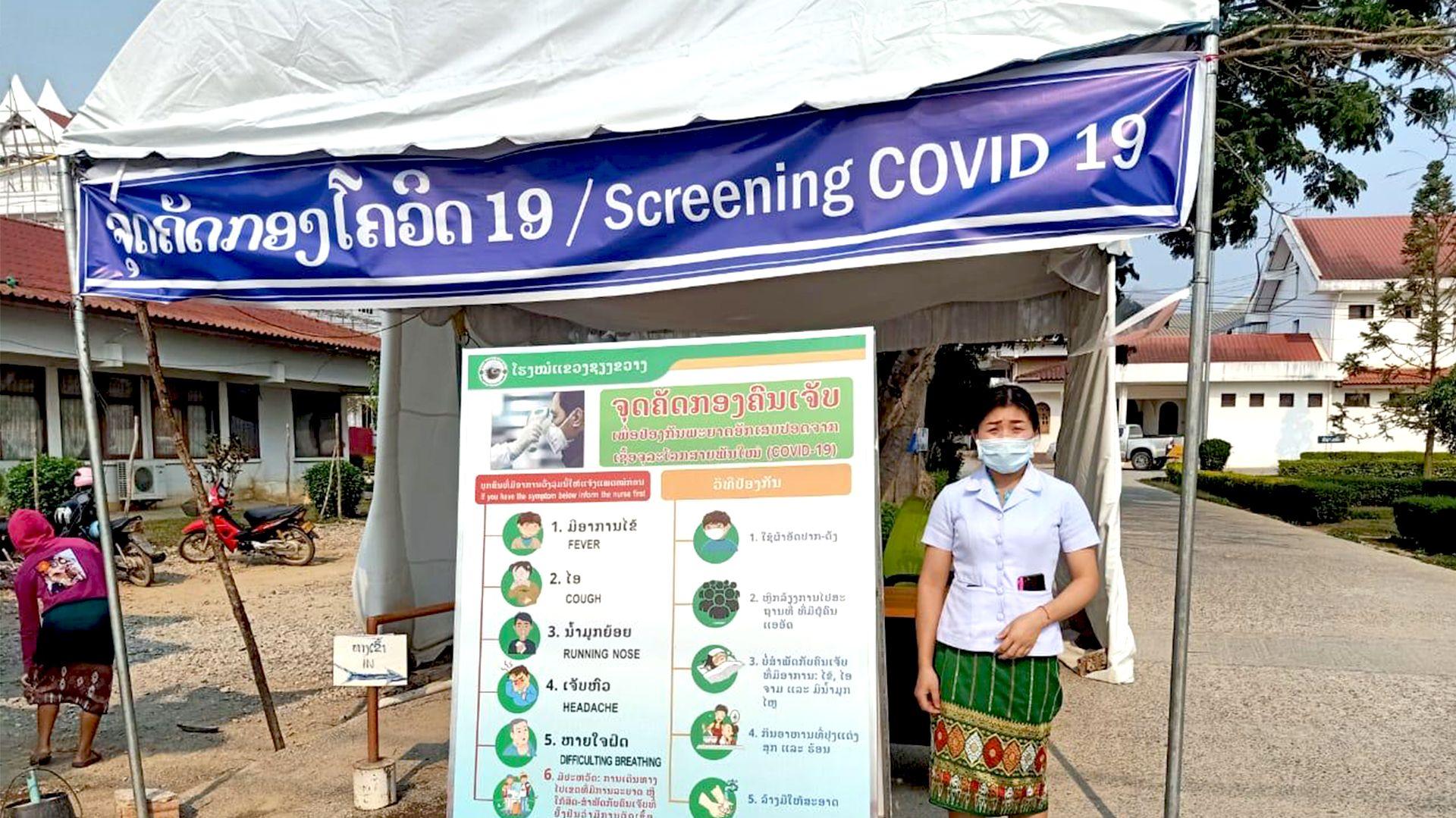 Laos und das Coronavirus