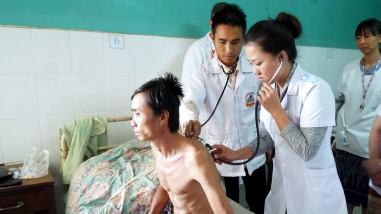 Das KSW und Laos
