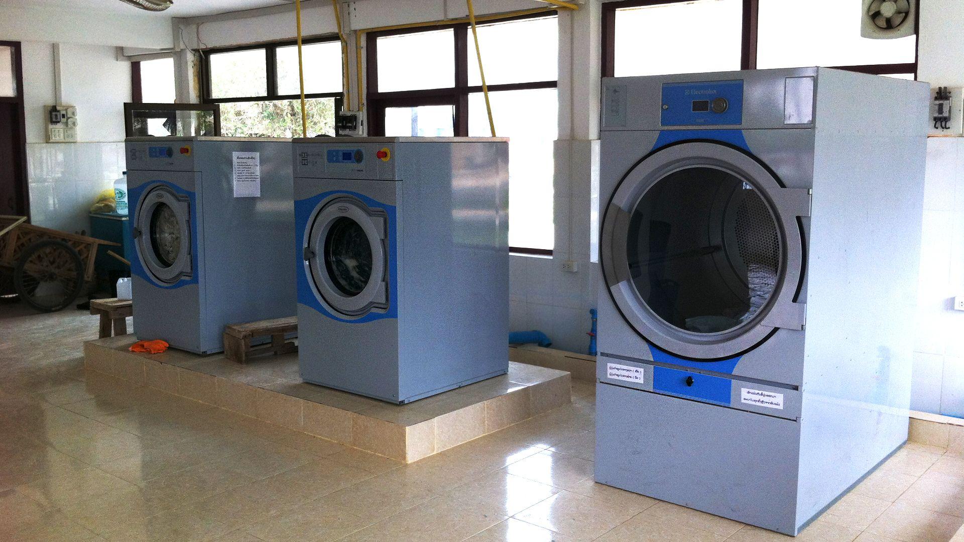 Neue Waschmachinen