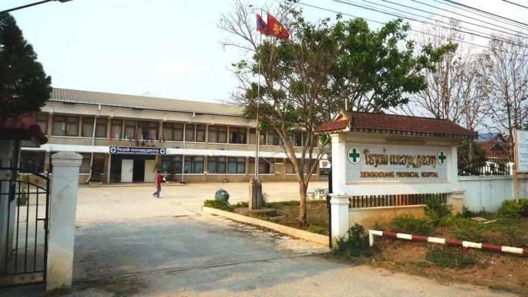 Spitalpartnerschaft KSW Laos